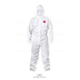Macacão de Segurança Branco CA 39707
