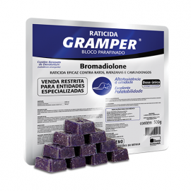 GRAMPER® BLOCO PARAFINADO