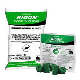 RIGON® BLOCO PARAFINADO